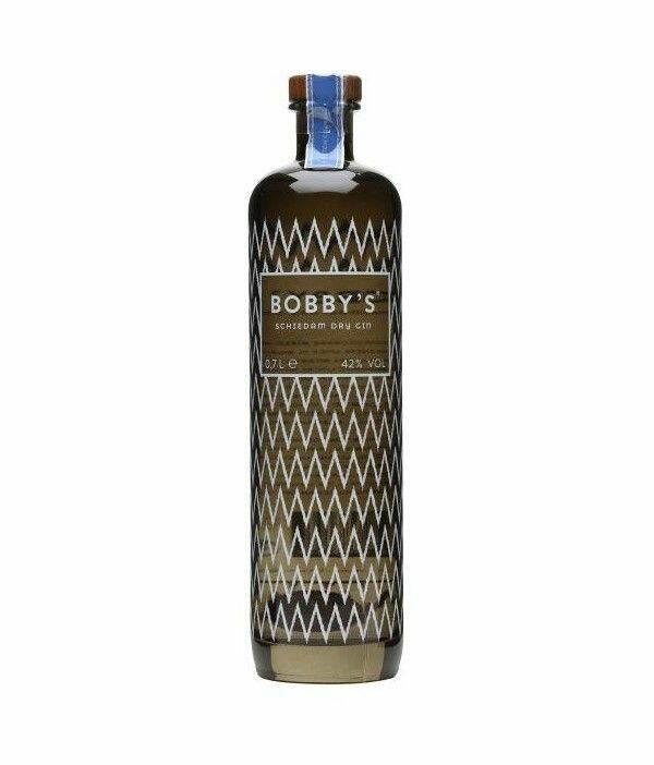 Image of   Bobby's Schiedam Dry Gin Fl 70cl