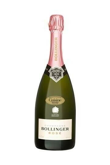 Image of   Bollinger Champagne Rosé Fl 75