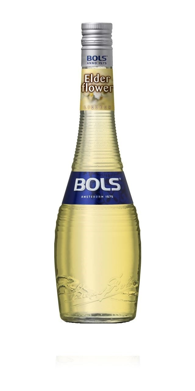 Image of   Bols Liqueur Elderflower / Hyldeblomst Fl 50