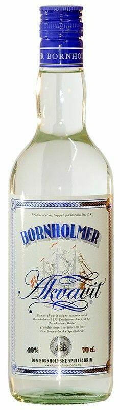 Bornholmer Akvavit Fl 35