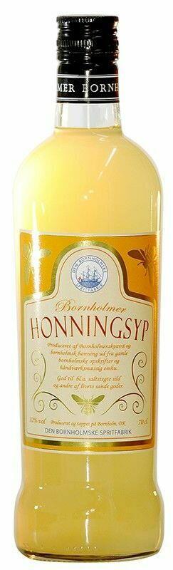 Billede af Bornholmer Honningsyp