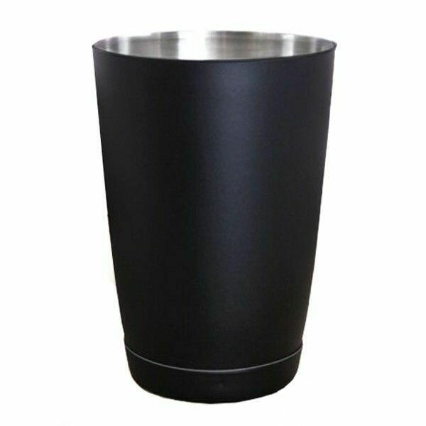 Boston Cocktail Shaker - Mat Sort 510ml