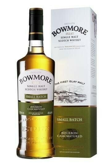 Image of   Bowmore Small Batch Bourbon Cask Islay Single Malt Fl 70