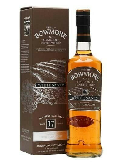 "Image of   Bowmore ""White Sands"" 17 Yo Islay Single Malt Fl 70"