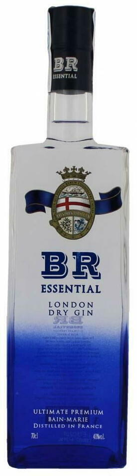 Image of   Br Essential London Dry Gin Fl 70