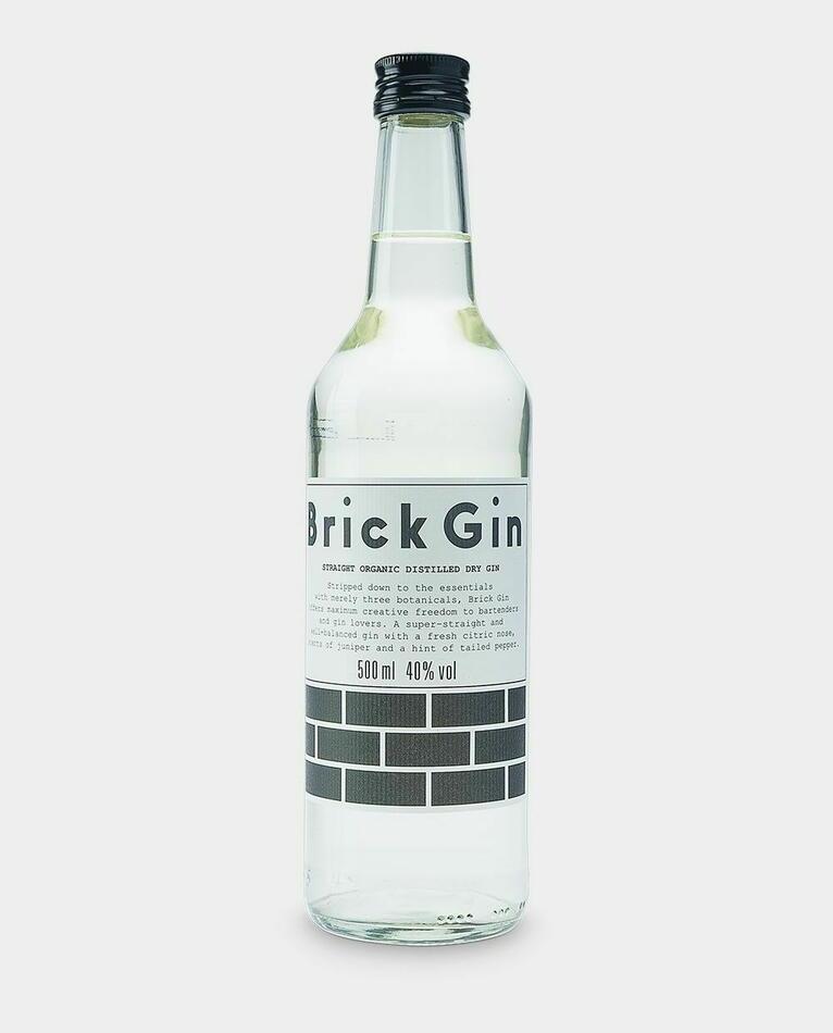Billede af Brick Gin Fl 50