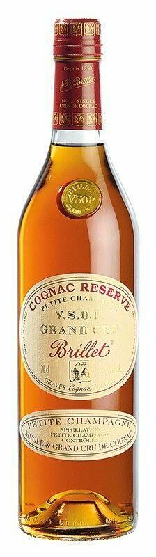 Image of   Brillet Reserve Extra Vsop Cognac Fl 70