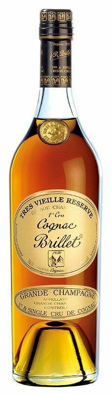 Image of   Brillet Tres Vielle Reserve Xo Cognac (Mg) 1,5 Ltr