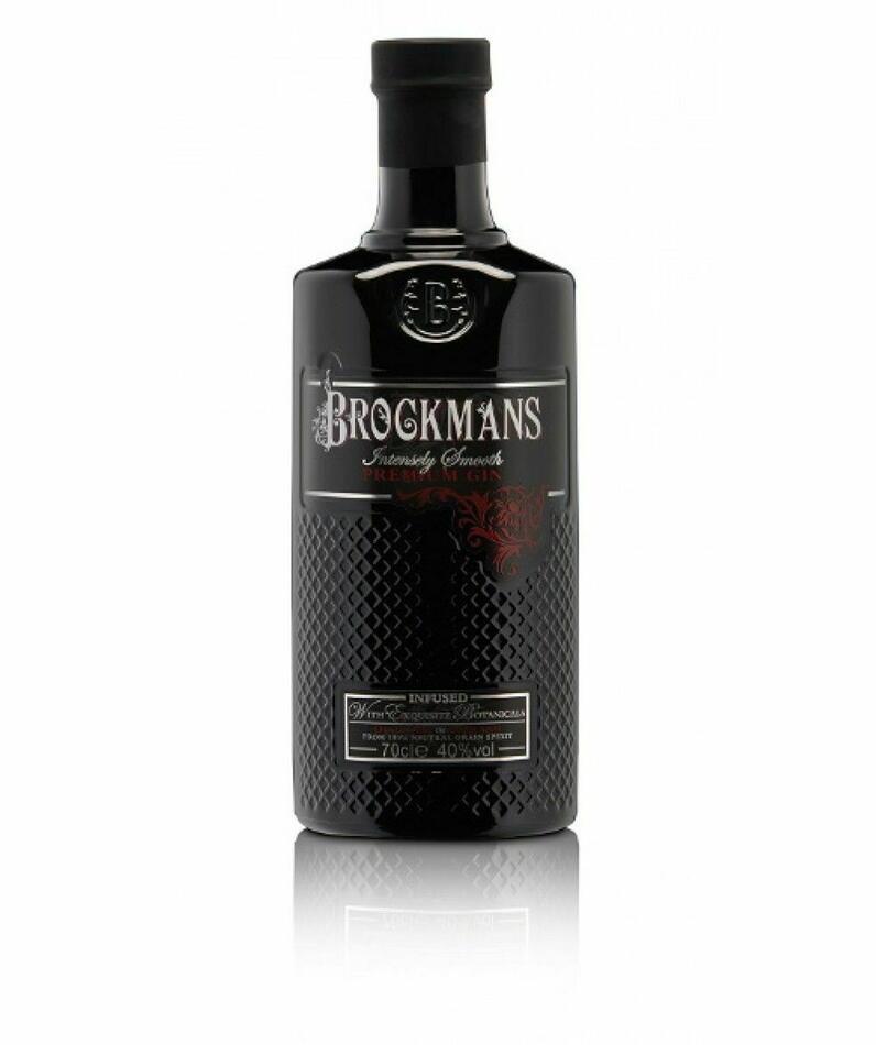 Image of   Brockmans Premium Gin 70 cl