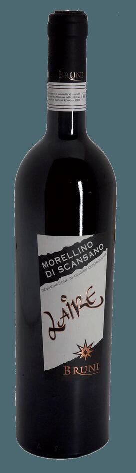 """Bruni """"Laire"""" Morellino Di Scansano Riserva 2010 Fl 75"""