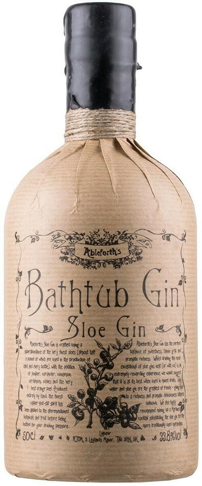 Image of   Bathtub Sloe Gin Fl 50