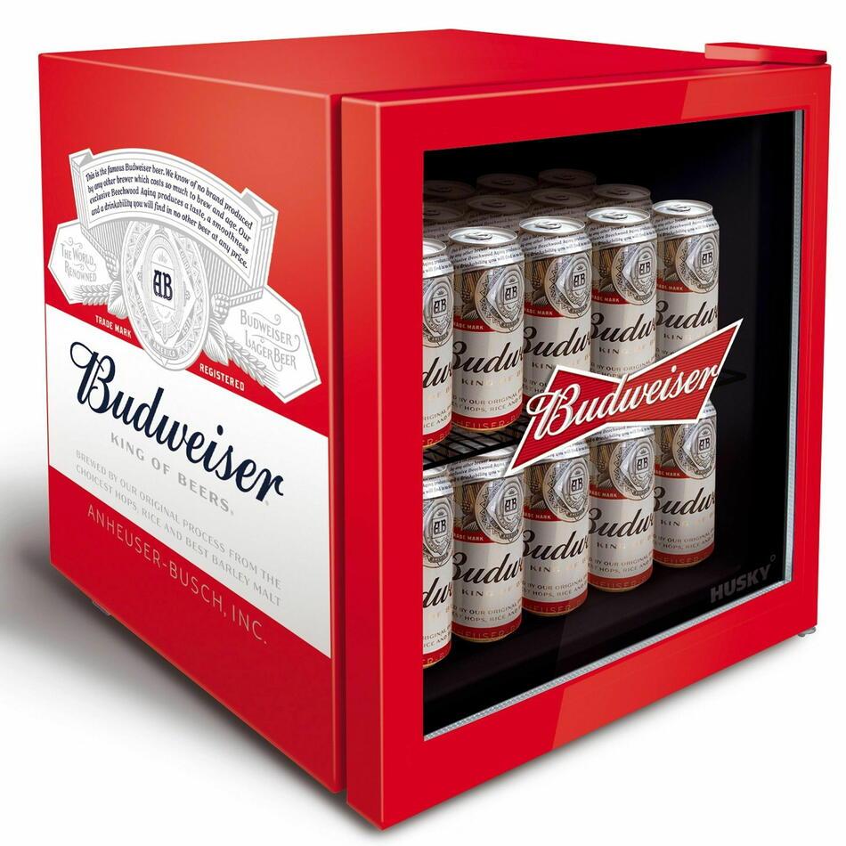 Image of   Budweiser Mini Køleskab