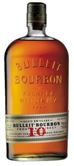 Image of   Bulleit Bourbon 10 Yo Fl 70