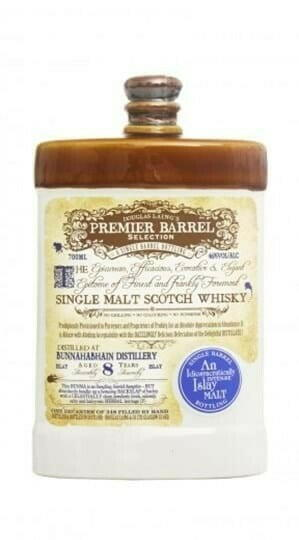 Image of   Bunnahabhain 8 Yo Premier Barrel Selection Fl 70