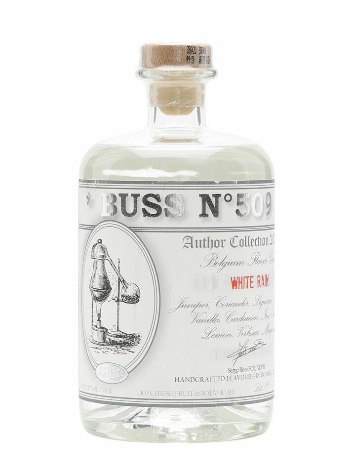 Image of   Buss No. 509 White Rain Gin Fl 70