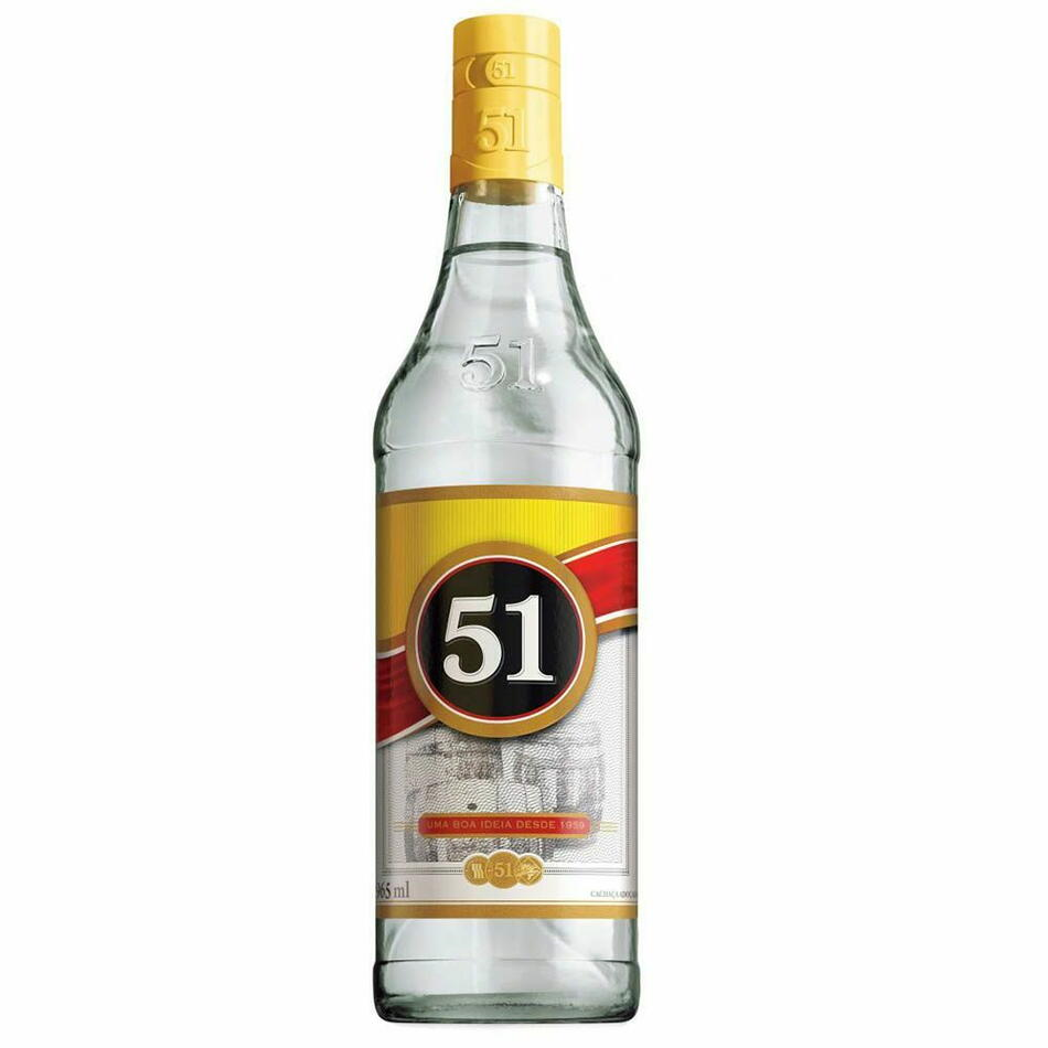 Image of   Cachaca 51 Fl 70