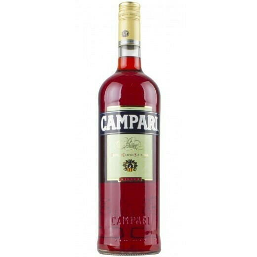 Image of   Campari Bitter* Fl 100
