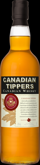 Image of   Canadian Tippers 3 Yo Whisky Fl 70