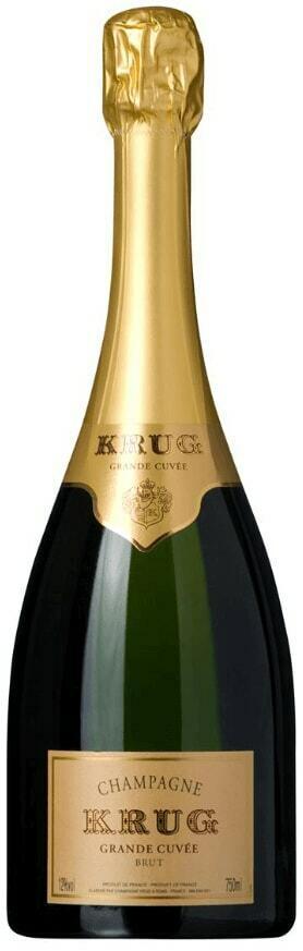 Image of   Krug Champagne Grande Cuvée 75 cl