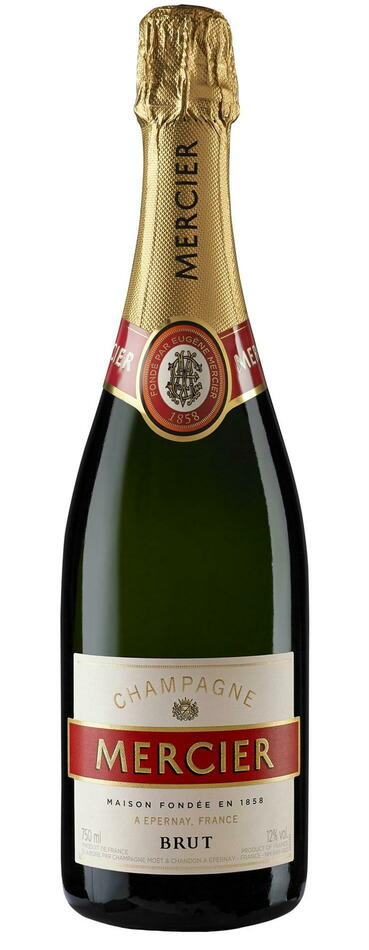 Mercier Champagne Brut Fl 75