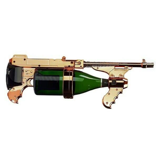 Image of   Champagne Gun