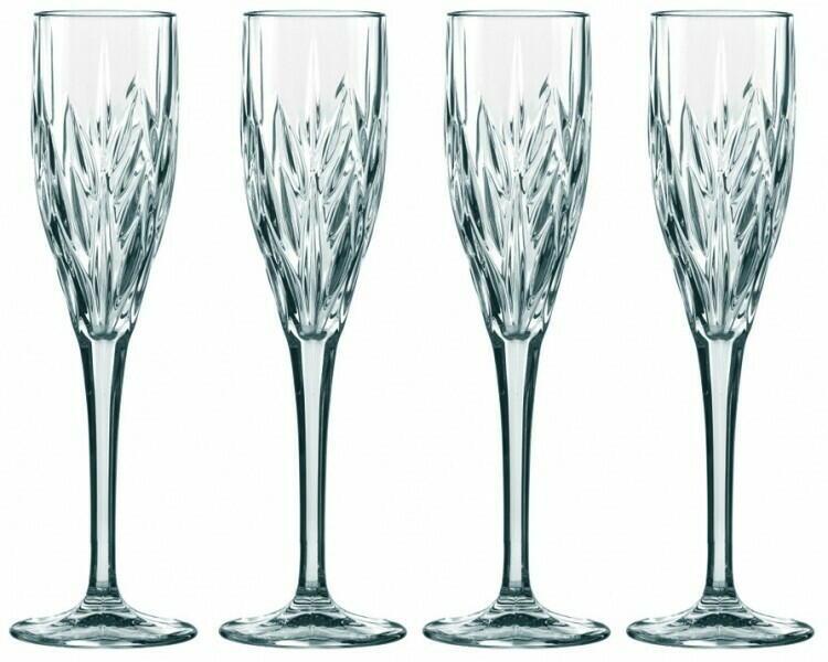 Champagneglas, Imperial Nachtmann - 140 Ml (4 Stk.)