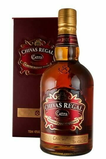 "Image of   Chivas Regal ""Extra"" Blended Scotch Fl 70"
