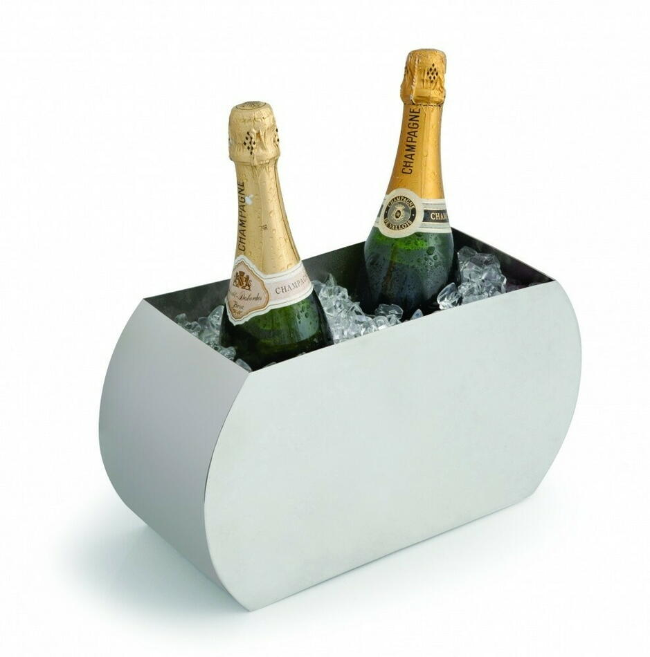 Vin / Champagnekøler Ciro - Poleret Finish