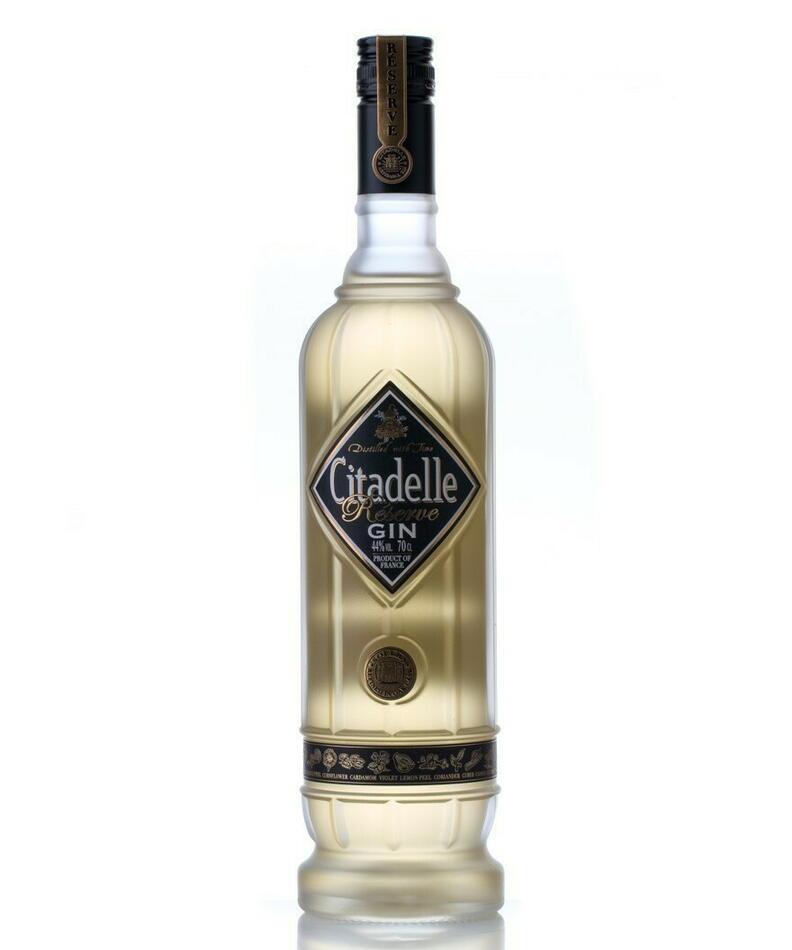 Billede af Citadelle Reserve Barrique Aged Gin Fl 70cl