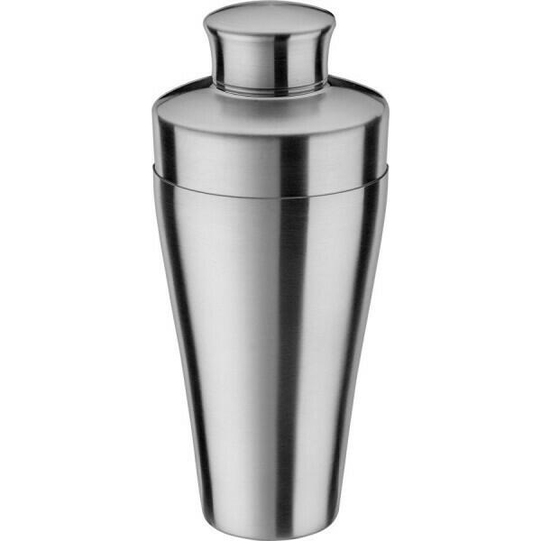 "Cocktail Shaker ""Hampton"" Rustfrit Stål - 530 Ml"