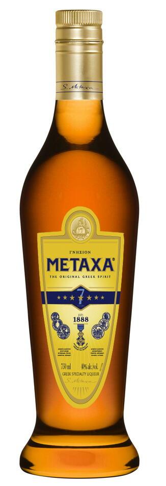 Image of   Metaxa Met 7 Star Fl 70