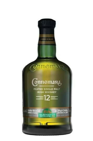 Image of   Connemara 12 Yo Peated Irish Single Malt Fl 70