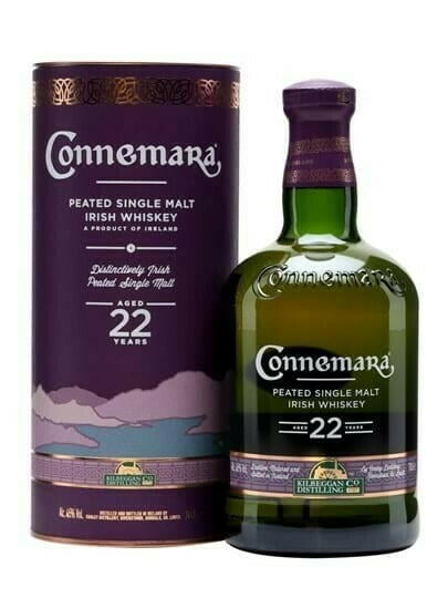 Image of   Connemara 22 Yo Peated Irish Single Malt Fl 70