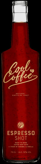 Image of   Cool Coffee Espresso Shot Fl 70