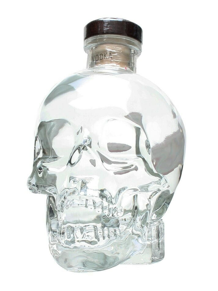 Image of   Crystal Head Vodka Fl 70