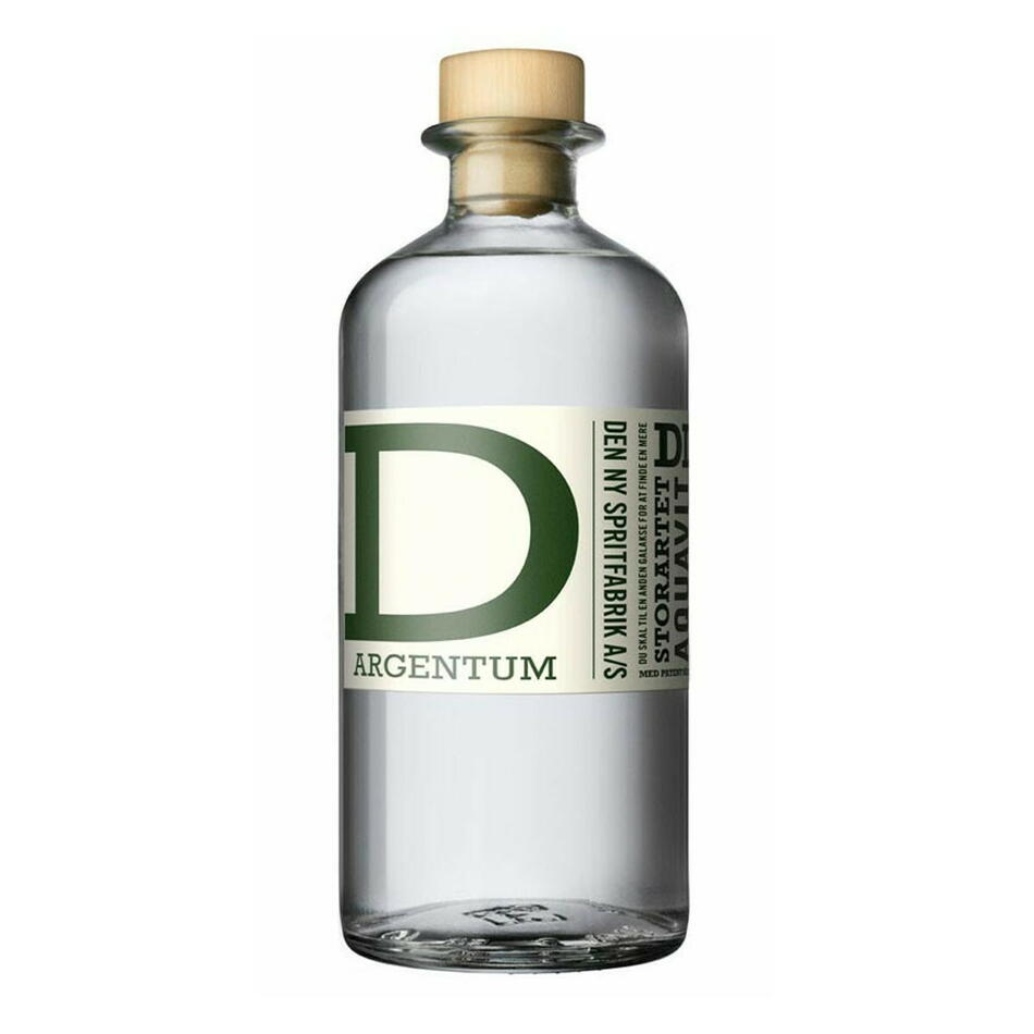 D Argentum Klar Dild Aquavit Fl 50