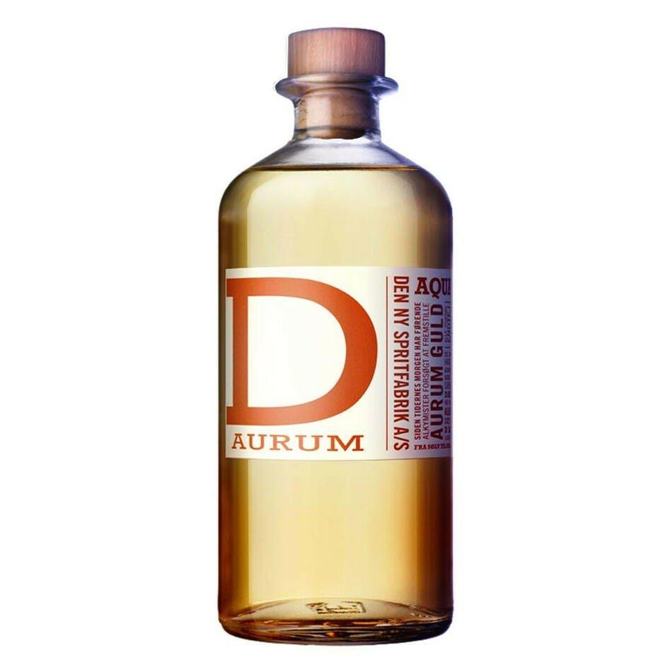 D Aurum Gylden Dild Aquavit Fl 50