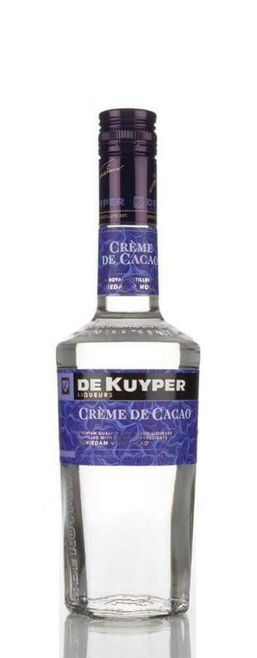 Image of   De Kuyper Liqueur Creme De Cacao White Fl 70