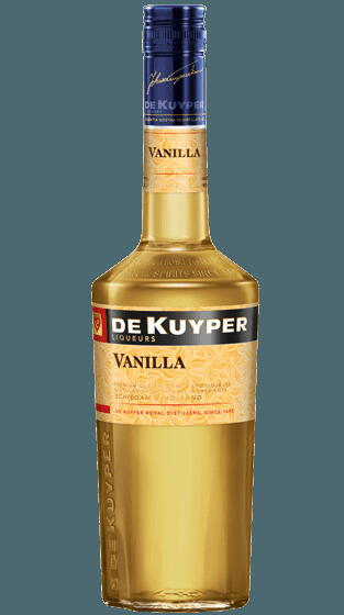 De Kuyper Liqueur Vanilla Fl 70 Drikkevarer