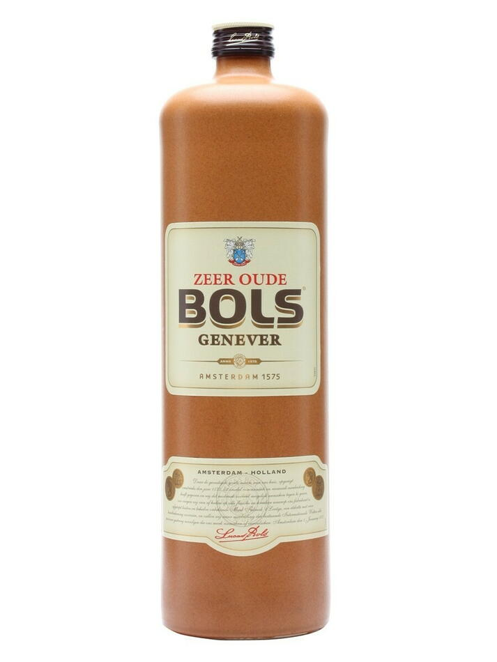 Image of   Bols Oude Genever Fl 50