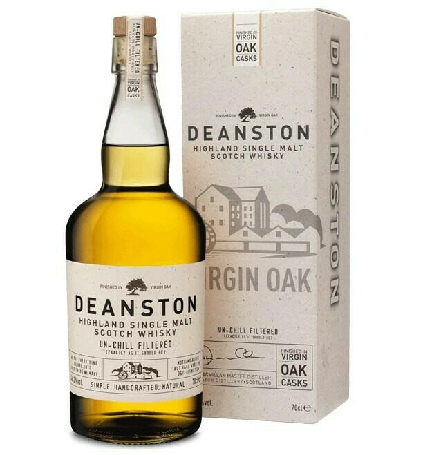 Image of   Deanston Virgin Oak Highland Single Malt Fl 70