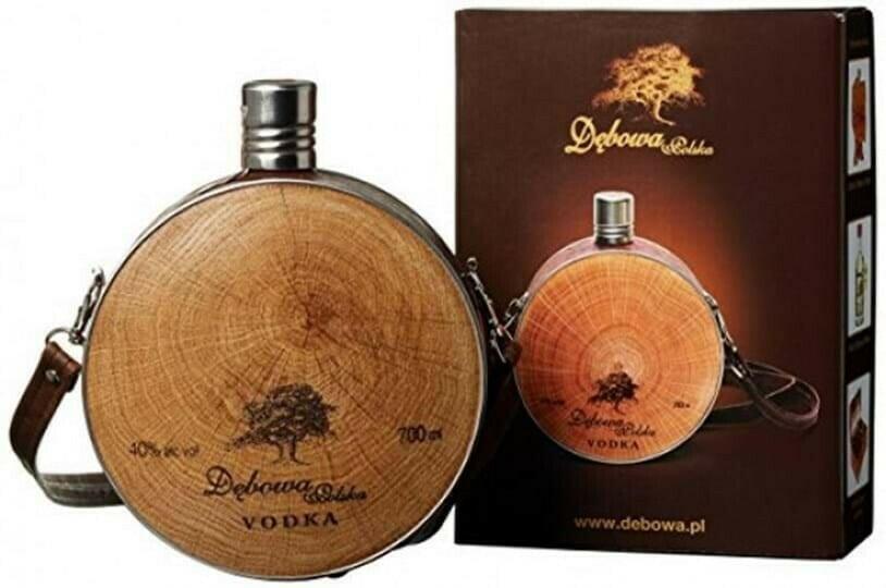 Image of   Debowa Vodka, Feltflaske Fl 70