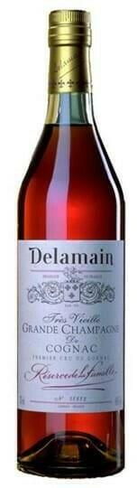 Image of   Delamain Réserve De La Famille Cognac Fl 70