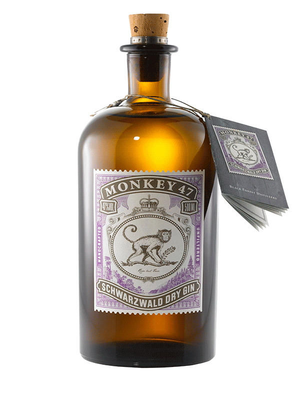 Monkey 47 Dry Gin Fl 50