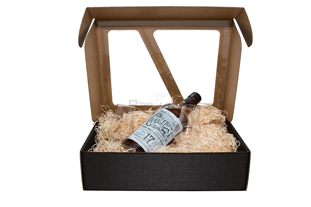 Image of   Den Flotte Whisky Gaveæske
