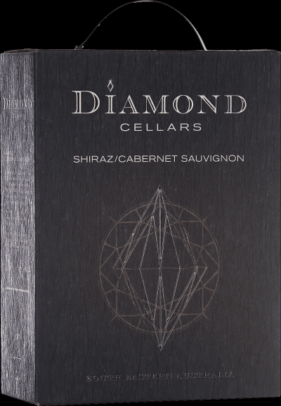 Image of   Diamond Cellars Shiraz/cabernet Sauvignon (Bib) Krt 300