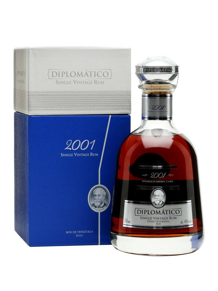 Image of   Diplomatico Single Vintage 2004 Fl 70