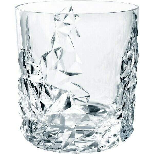 Image of   Dobbelt Old Fashioned Glas Skulptur Nachtmann - 365ml