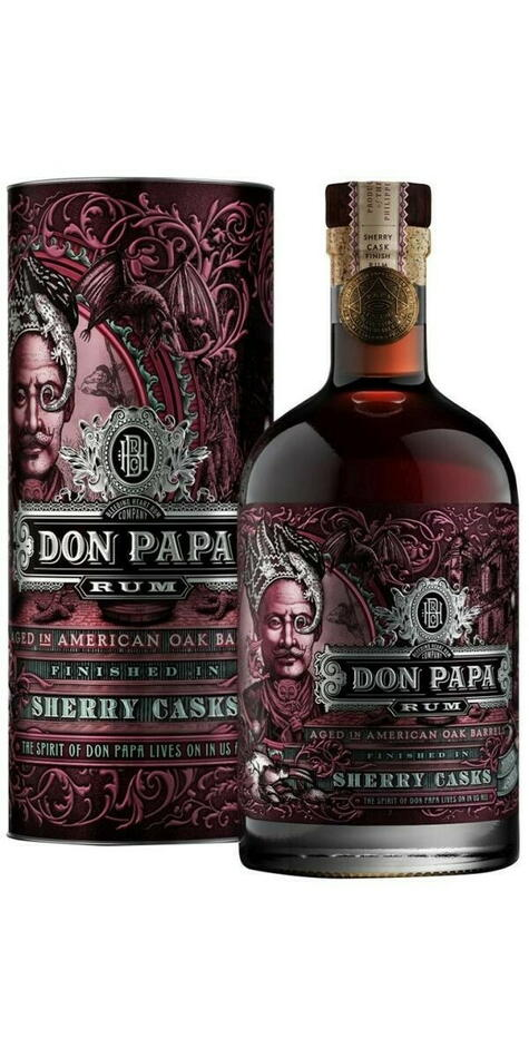 "Image of   Don Papa Rum ""Sherry Cask"""