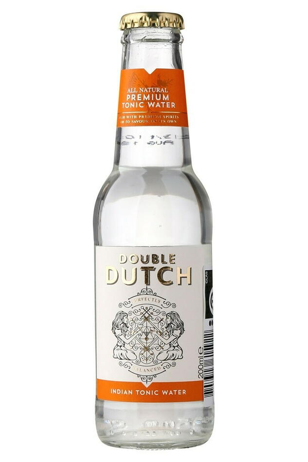Image of   Double Dutch Indian Tonic Water 20cl